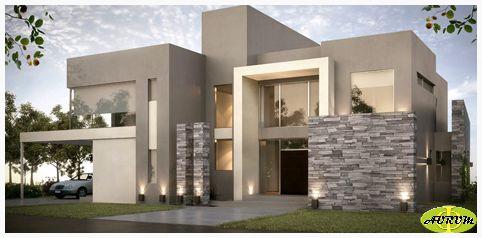 Aurum construcciones for Construcciones modernas